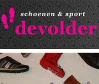 Schoenen en sport Devolder